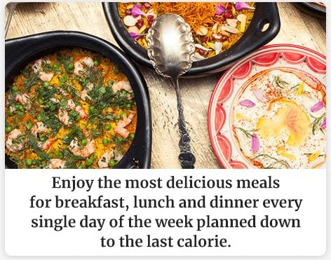1) The Mediterranean Diet Plan